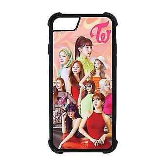 K-Pop Due volte iPhone 6/6S Shell