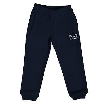 EA7 Boys EA7 Boy's Night Blue Jogging Bottoms
