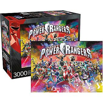 Power Rangers 3000pc Rompecabezas