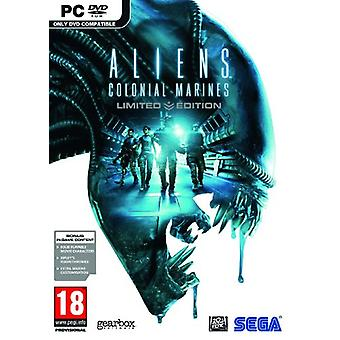 Aliens Colonial Marines Limited Edition (PC DVD) - Uusi