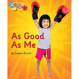 As Good As Me - Phonics Phase 3 - 9781785919145 Book