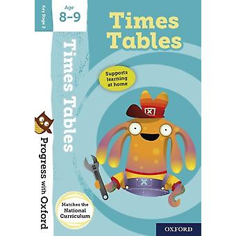 Progress with Oxford Times Tables Age 89