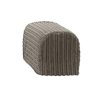 Ændring sofaer stor størrelse Trækul Jumbo Cord Par arm hætter til sofa lænestol