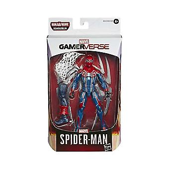 Marvel Avengers Spiderman Legends Gameverse Spiderman Collectible Action Figure