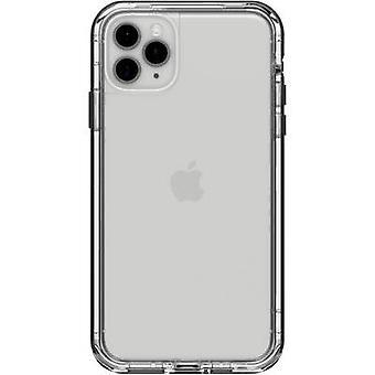 LifeProof Next Back cover Apple iPhone 11 Pro Max Black (transparent)