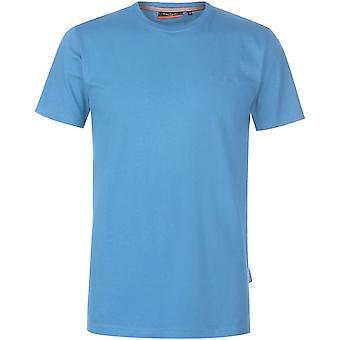 Pierre Cardin Plain T Shirt Mens