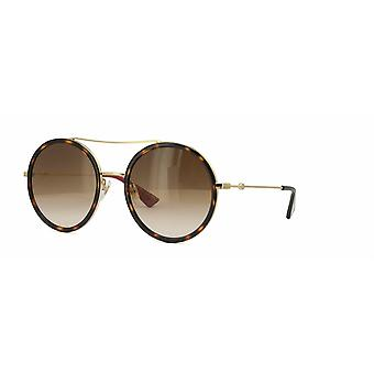Gucci GG0061S 013 Gold-Havana/Brown Gradient Sunglasses