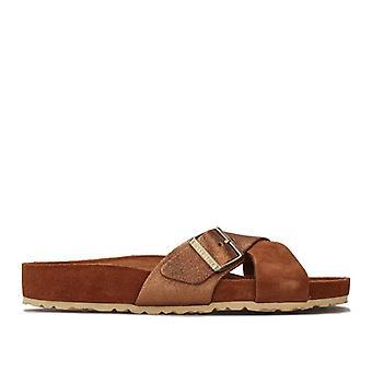 Kobiety&s Birkenstock Siena Wykwintne sandały Regular Width w kolorze brązowym
