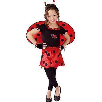 Beautiful Ladybug Child Costume