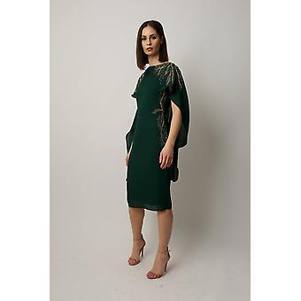 Green eva dress