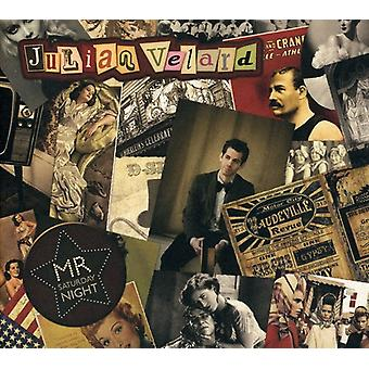 Julian Velard - Mr. Saturday Night [CD] USA import