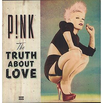 Pink - Truth About Love [Vinyl] USA import