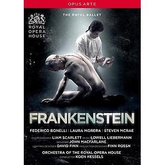 Frankenstein [DVD] USA import