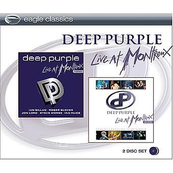 Deep Purple - Live at Montreux 1996 & 2006 [CD] USA import