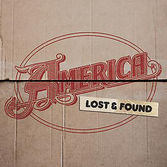 Lost And Found [CD] USA import