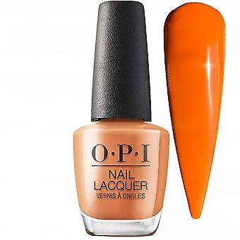 OPI Muse Of Milan 2020 Fall Nail Polish Collection - Have Your Panettone And Eat It Too 15ml (NLMI02)