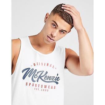 Nouveau Mckenzie Men-apos;s Tye Vest White