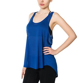 Jerf Womens Jaco Blue Active Top