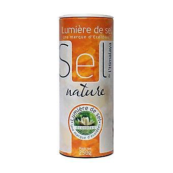 天然の細かい塩 250 g