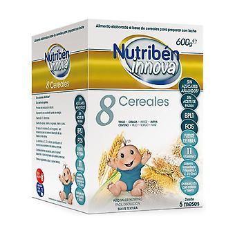 Innova 8 Cereals porridge 600 g of powder