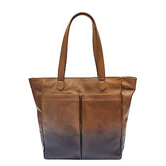Primehide Womens Large Hobo Shoulder Handbag Ladies Tablet Bag Top Handle 6366