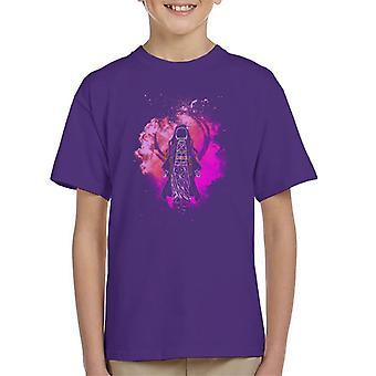 Nezuko Kamado Kimetsu No Yaiba Kid's T-Shirt