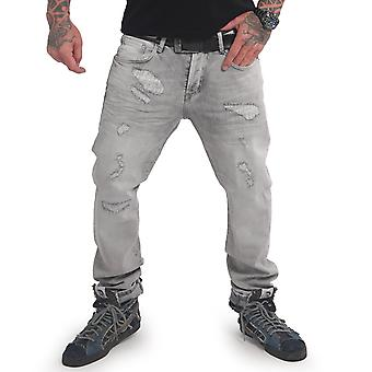 YAKUZA Men's Jeans 420 Straight