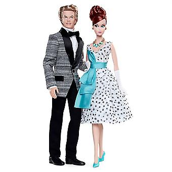 Spring Break 1961 Barbie And Ken Giftset Platinum Label