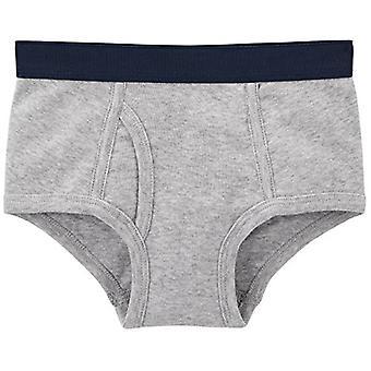 Einfache Freuden von Carter's Baby Boys' Kinder 8-Pack Unterwäsche, grau/blau/Feuer Truc...