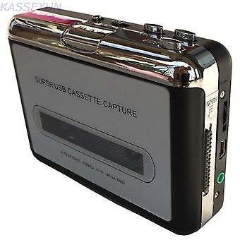 Cassette Capture Card Walkman Cassette Player Convert Tape Cassette To Mp3 Through Pc