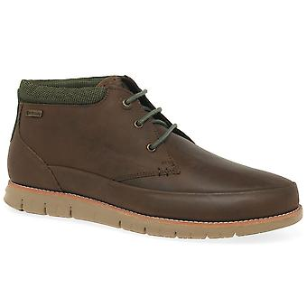 Barbour Nelson Mens Chukka Boots