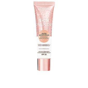 L'Oreal Make Up Skin Paradise Tinted Water Cream Spf20 #01-light 30 Ml For Women