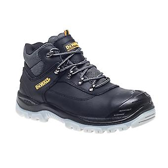 DEWALT Laser Safety Hiker Black Boots UK 6 Euro 39/40 DEWLASER6