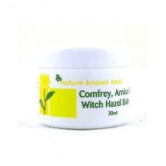 Power Health - Comfrey Arnica Witchhazel Balm 30ml