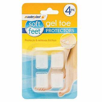 Masterplast Soft Feet Gel Toe Protectors