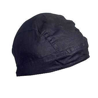 Balboa Z114 100% Cotton Flydanna - Solid Black