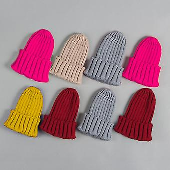 Kids Beanie Cap, Baby, - Warm Autumn, Winter Seasons
