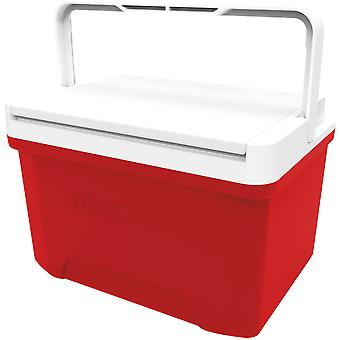 IGLOO Laguna 9 qt. Hard Cooler - Red