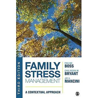 Zarządzanie stresem rodzinnym: podejście kontekstowe