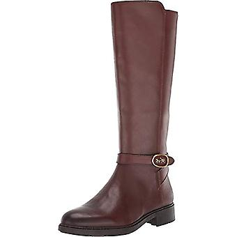 Coach Women's Shoes Ruby HC boot ext ltr Closed Toe Knee High Fashion Boots