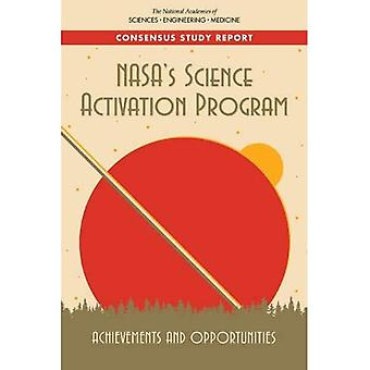NASA's Science Activation Program: Achievements and Opportunities