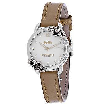 Coach Women's Delancey White Dial Watch - 14503238