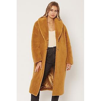 Amuse society bekah sherpa jacket