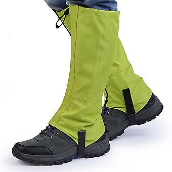 Snow Legging Gaiters, Winter Leg Protect Equipment For Outdoor Hiking/ Walking/