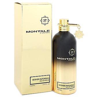 Montale Vetiver Patchouli Eau De Parfum Spray (Unisex) By Montale 3.4 oz Eau De Parfum Spray