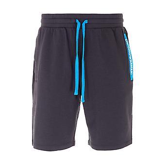 Emporio Armani Loungewear Bermuda Shorts - Navy
