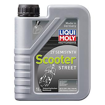 Liqui Moly 2 Stroke Semi Synthetic Scooter Street 1L - #1621