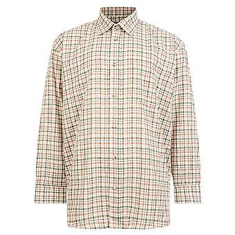 County Long Sleeve Check Shirt