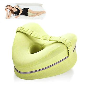 Orthopedic Pillow For Sleeping Memory Foam Legs Positioner Knee Support Cushion