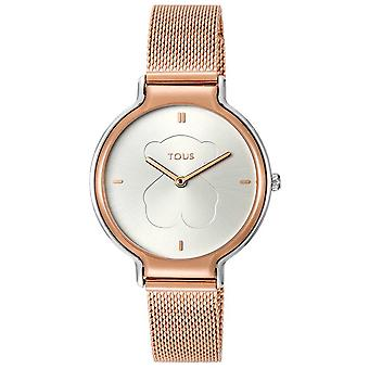 Tous watches real watch for Women Analog Quartz with stainless steel bracelet 800350895